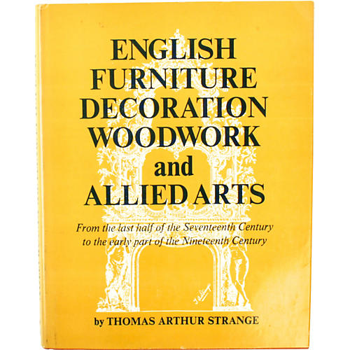 English Furniture Decoration, 1st Ed