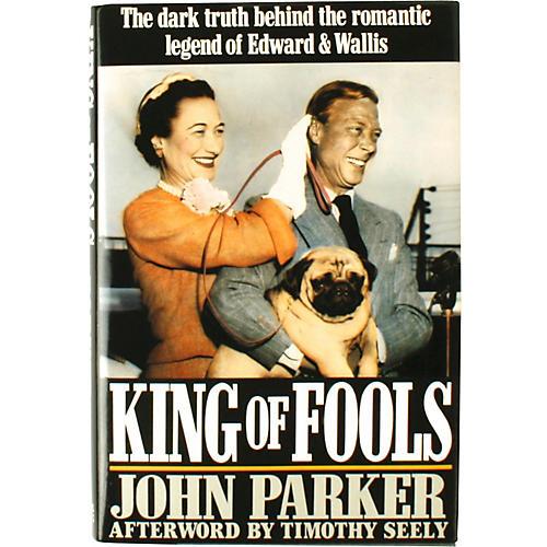 King of Fools, 1st Ed