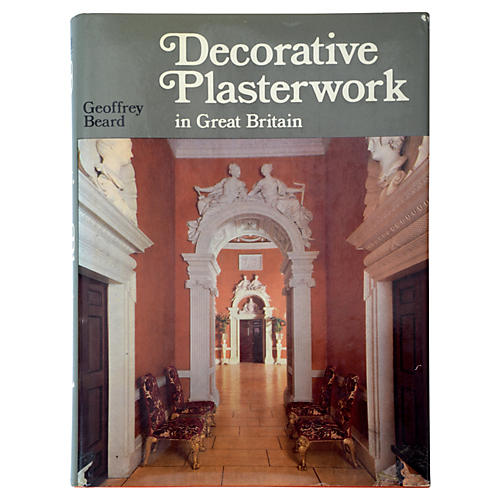 Decorative Plasterwork, 1st Ed
