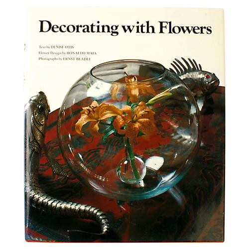 Decorating with Flowers, 1st Ed