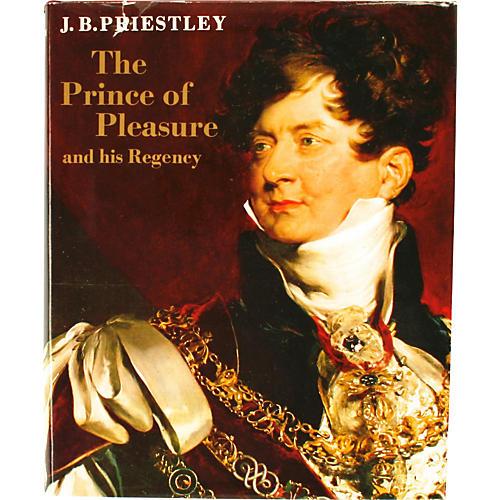 The Prince of Pleasure, 1st Ed