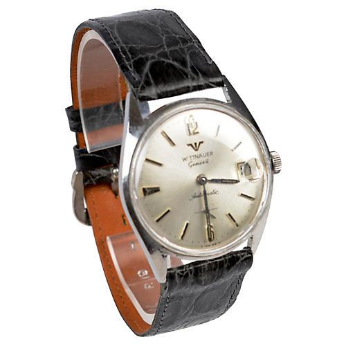 Wittnauer Geneva Automatic Wristwatch