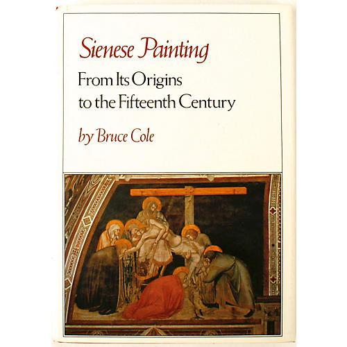 Sienese Painting, First Edition