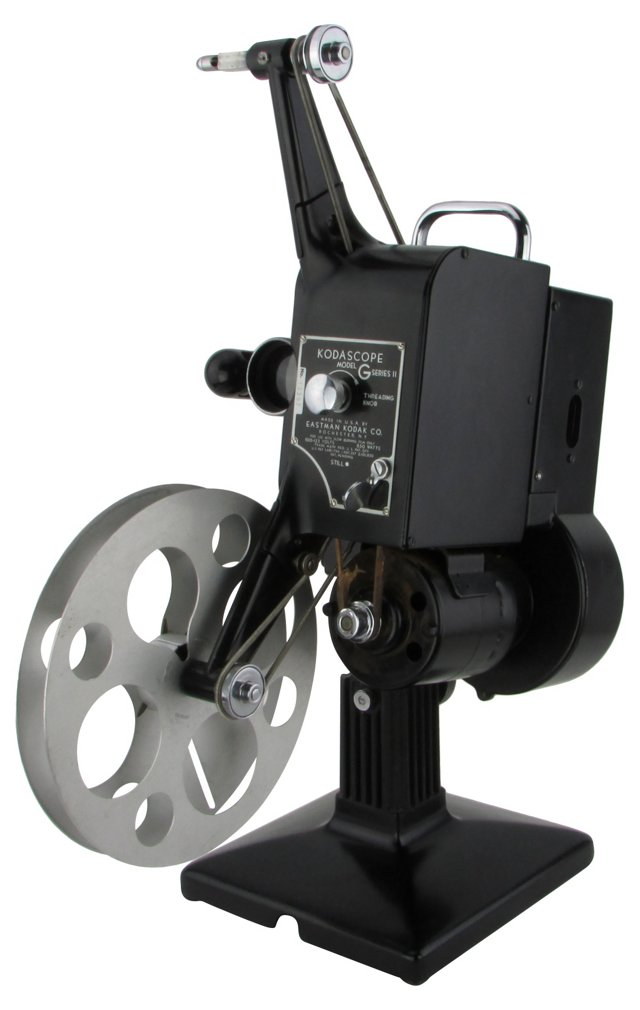 Kodascope Model G Projector