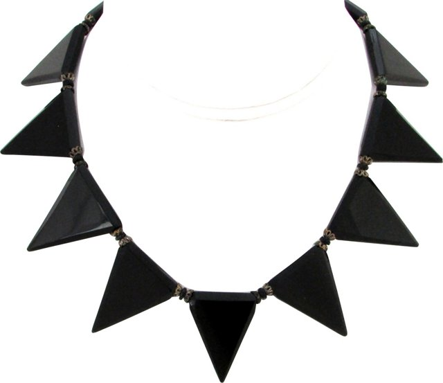 Art Deco Choker Necklace