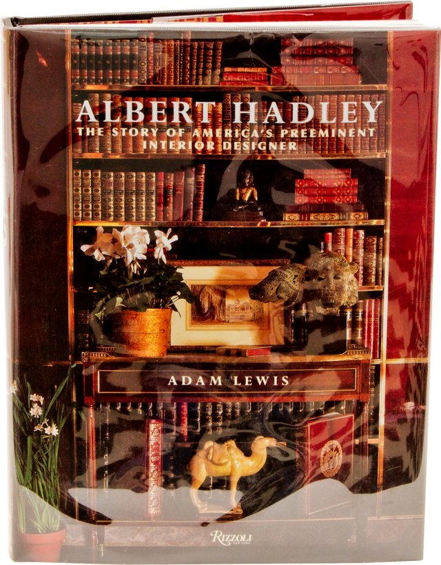 Albert Hadley, Signed & Inscribed