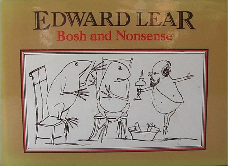 Edward Lear: Bosh & Nonsense