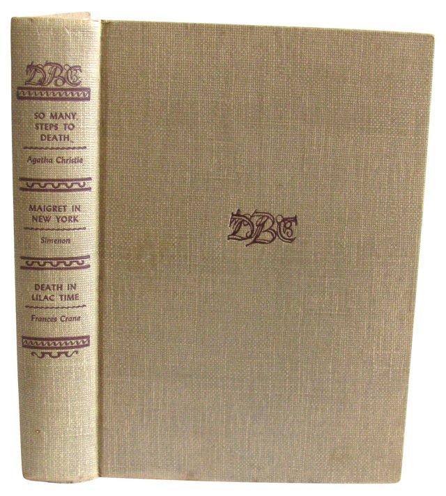 Detectives Book Club, 1955