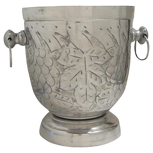Midcentury Champagne Ice Bucket
