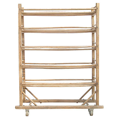Antique French Boulangerie Rack