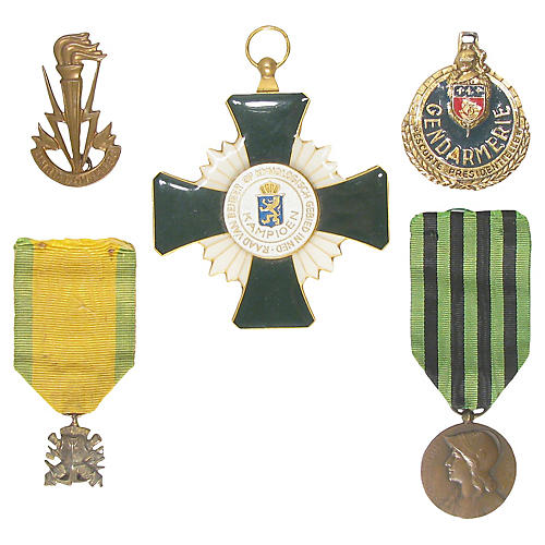 European Medal Collection, S/5