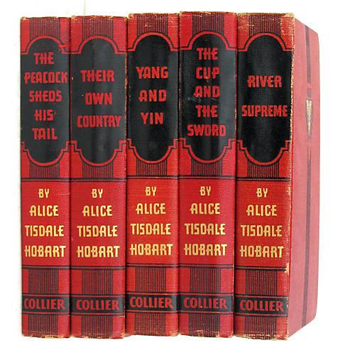 Alice Tisdale Hobart Asian Fiction, S/5