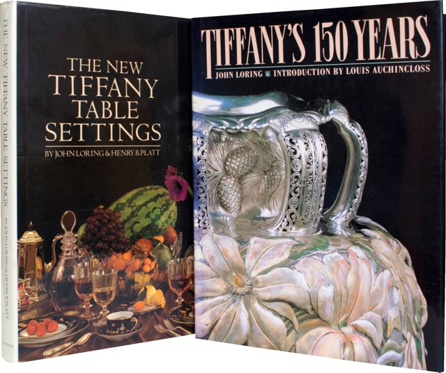Pair of Books on Tiffany & Co.