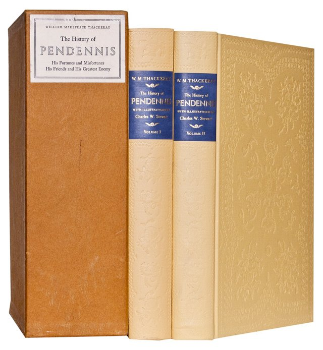 The History of Pendennis, 2 Vols