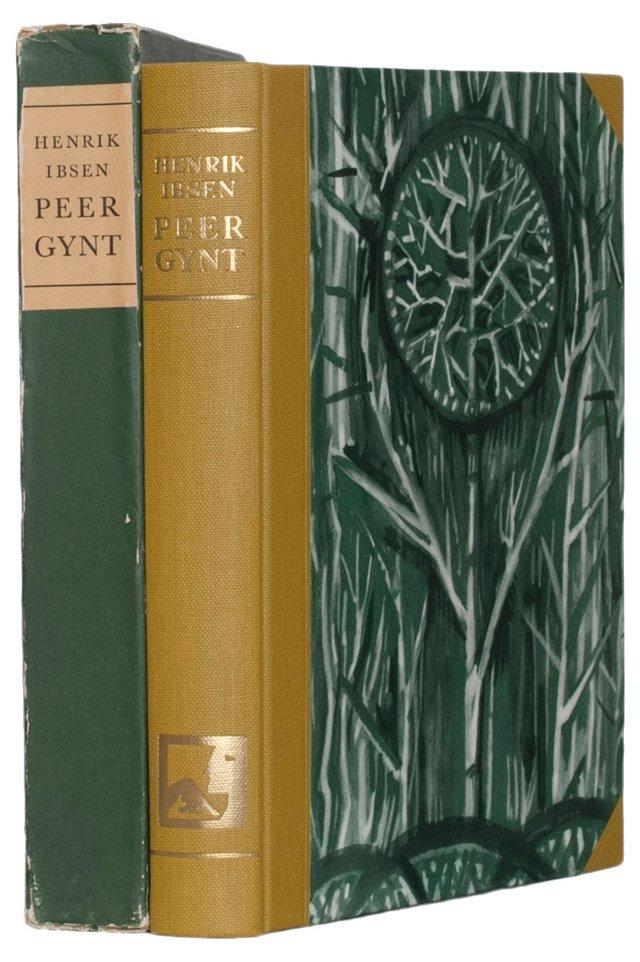 Peer Gynt, Illustrated