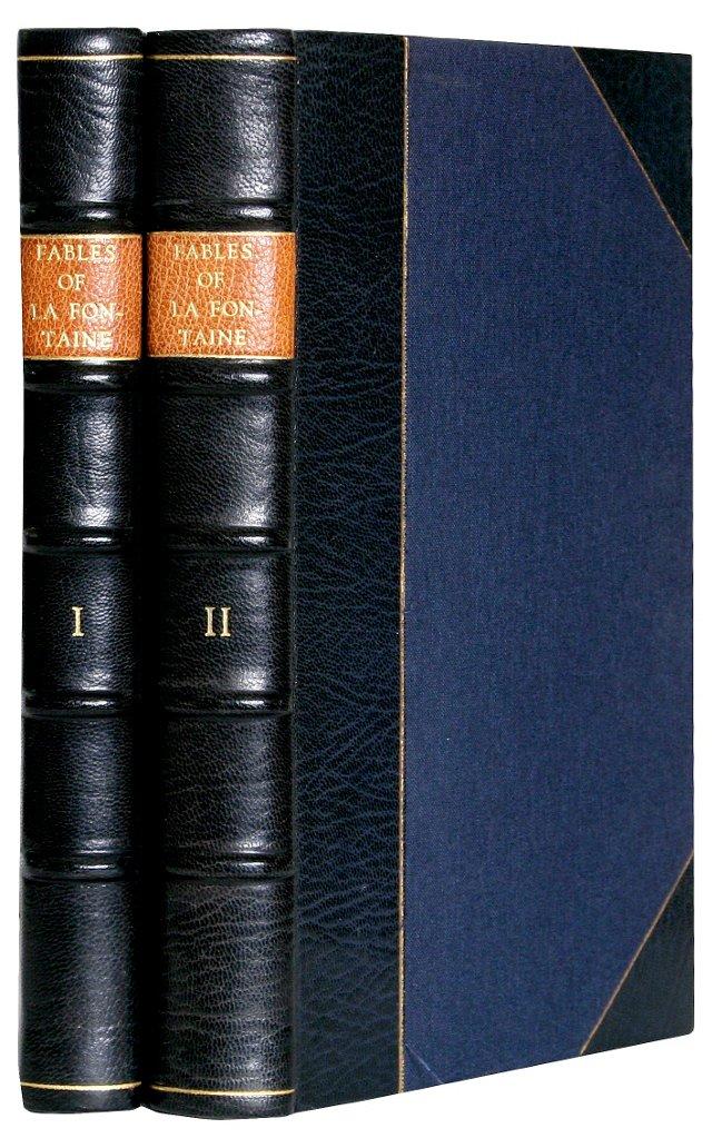 Fables of La Fontaine, 2 Vols