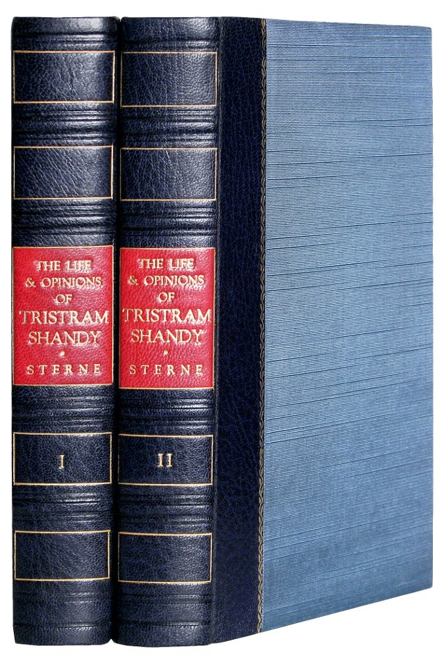 Tristram Shandy, 2 Vols