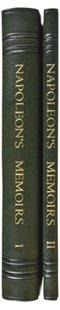Napoleon's Memoirs, Two Volume Set
