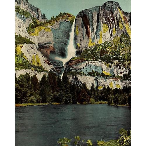 Yosemite Falls, 1943