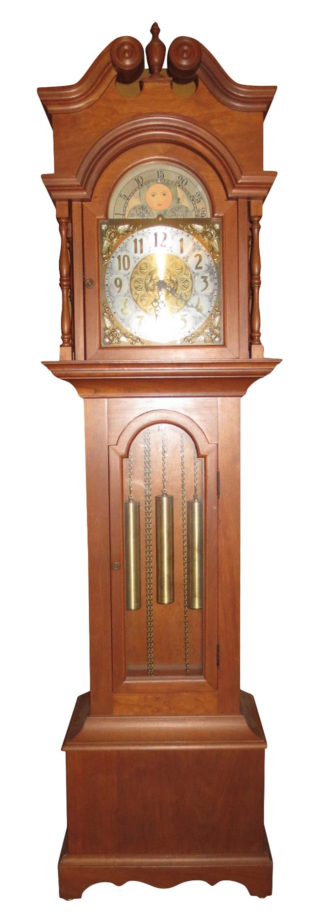 Longcase Grandmother  Clock