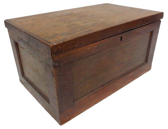 Paneled Document Box