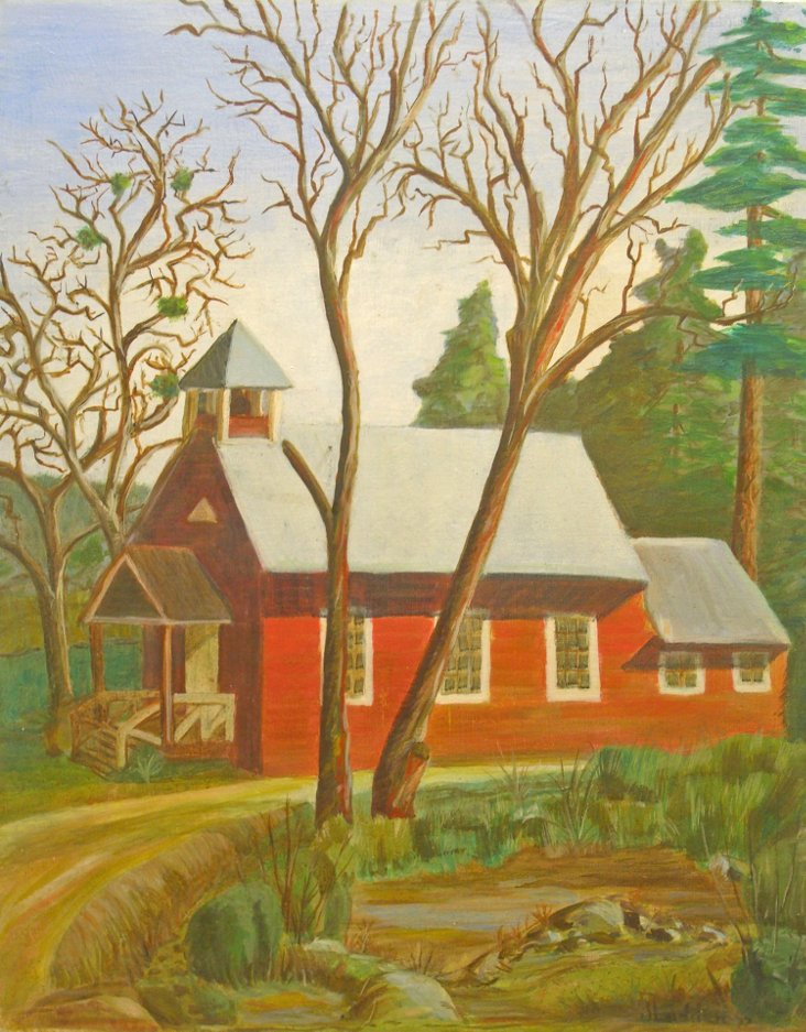 Little Red Schoolhouse, 1977