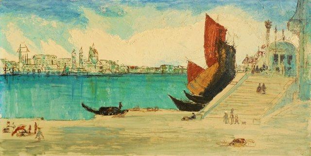 Venice,    1965