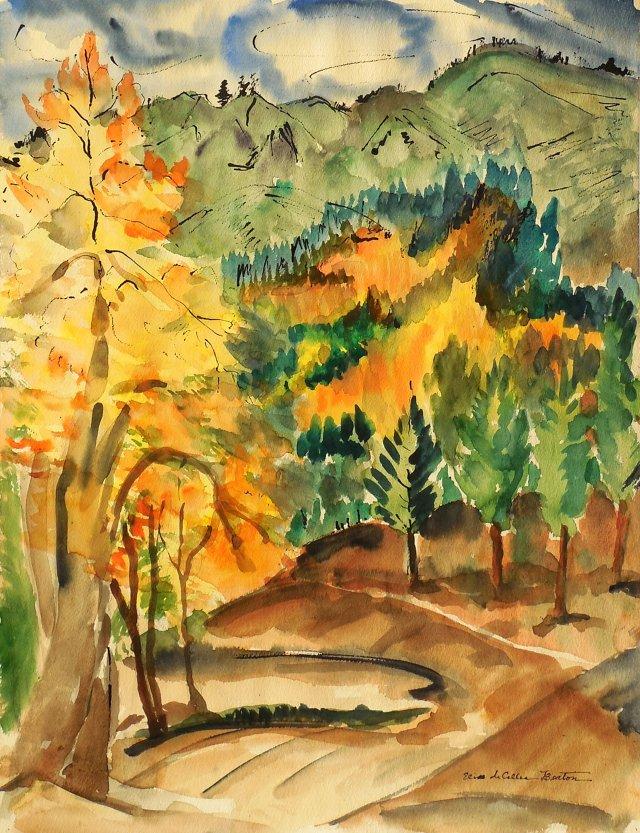 Fall Colors, C. 1975