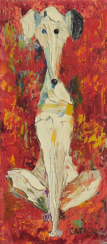 Modernist Greyhound, 1960