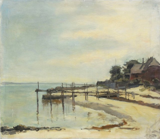 @RL/Coastal Landscape, 1927