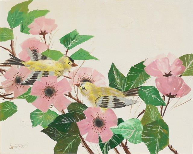 Yellow Songbirds