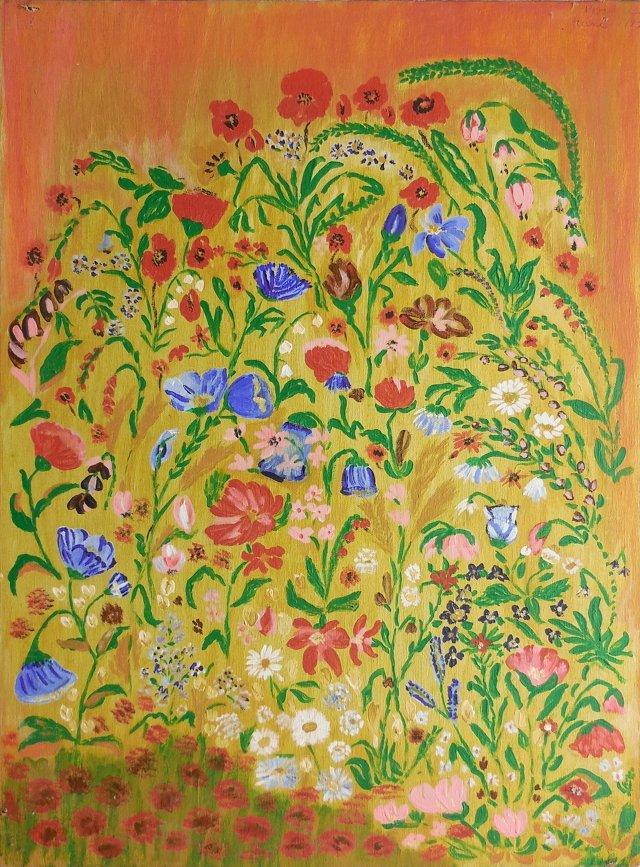 Spring Flowers, 1947