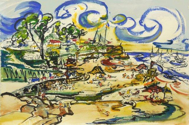 @RL/Psychedelic Beach, 1965