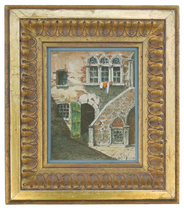 Venetian Gothic, 1920s