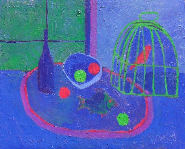 @RL/ Large Italian Modernist, 1955