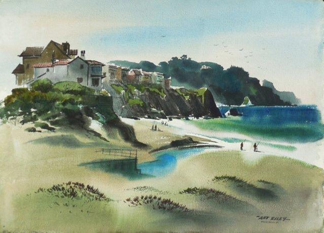 Baker Beach, San Francisco, 1960s