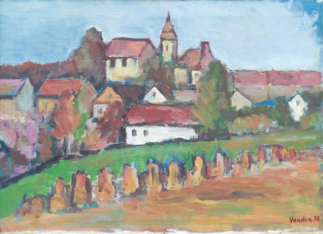 French Landscape, 1978