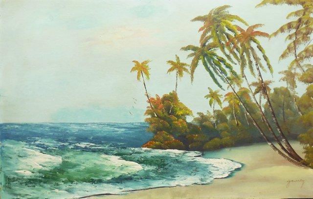 Sands of Kalapana, Hawaii, 1965