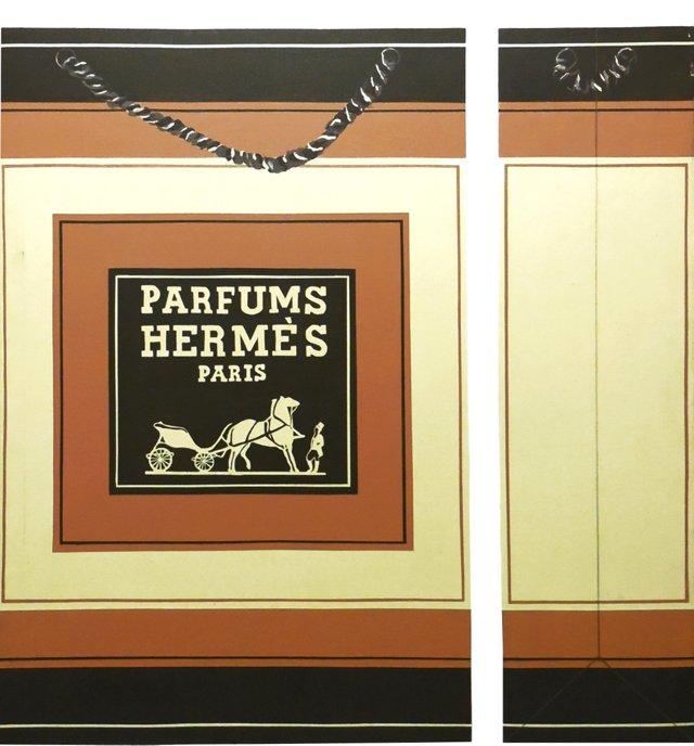 Still Life of Hermès Bag, 1975
