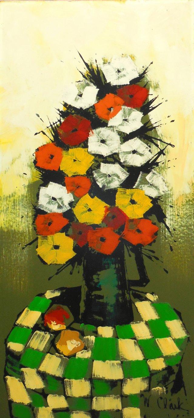Bright Modernist Still Life, 1965
