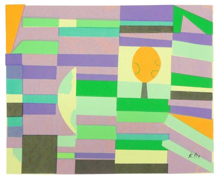 Paul   Klee    Serigraph