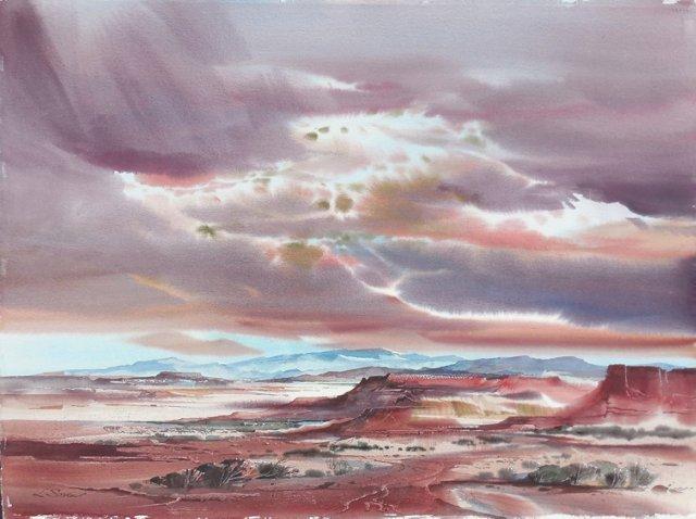@RL&1d/ High Desert Light