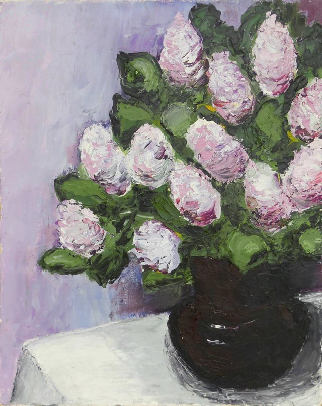 Lilac Roses, 1935