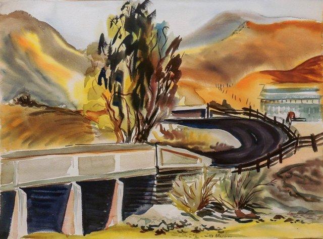 RL/ Two Lane Blacktop, 1950s