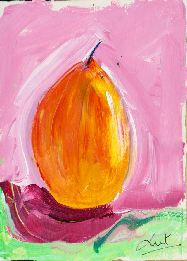 @RL/ Bartlett Pear with Pink