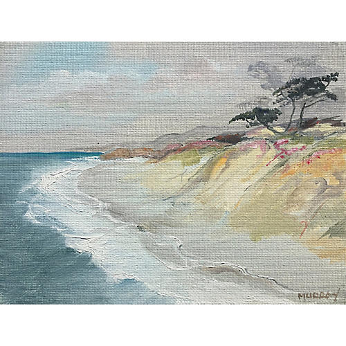 Carmel Coast by Kathleen Murray