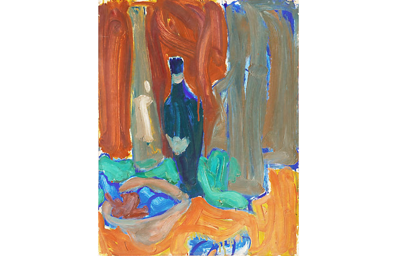 Still Life by Victor Di Gesu, 1968