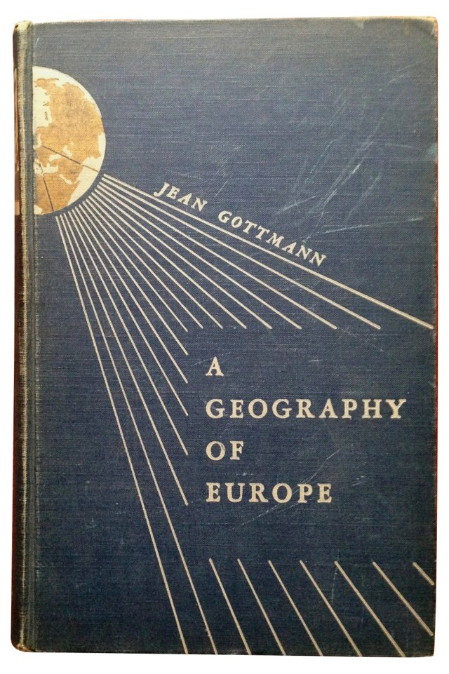 A Geography of Europe