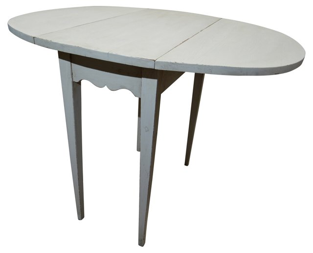 Swedish Drop-Leaf  Table