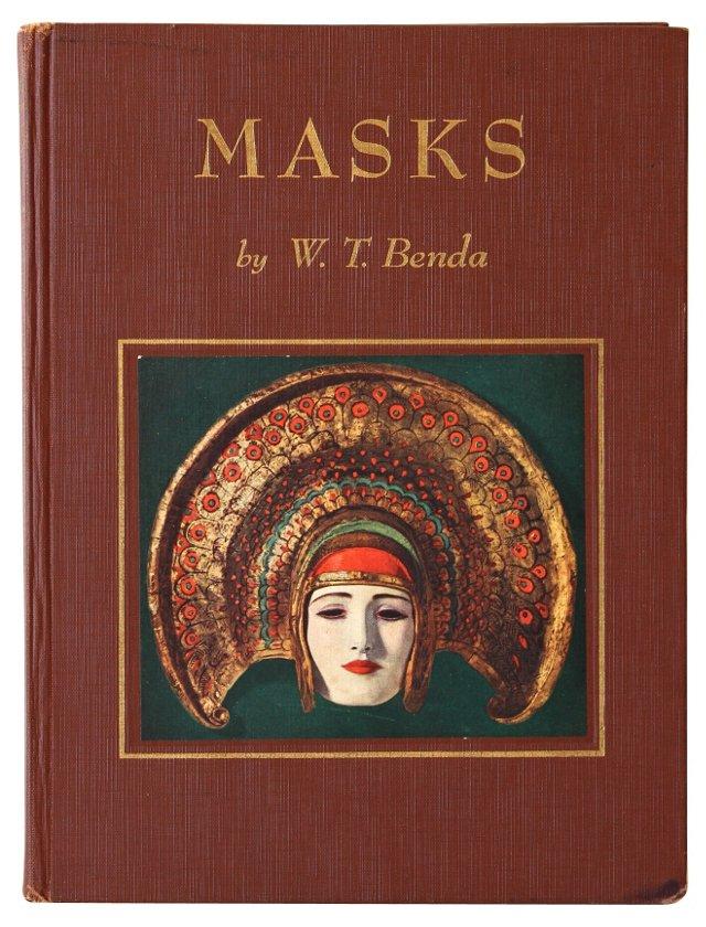 Masks, 1st.Ed.